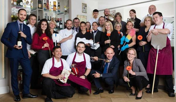 CHEFS DELIGHTED TO GAIN ENTRY INTO PRESTIGIOUS RESTAURANT GUIDE