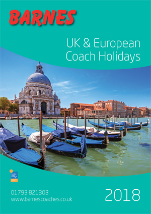 Planning Your Next Holiday? Check Out Barnes' 2018 Holiday Brochure!