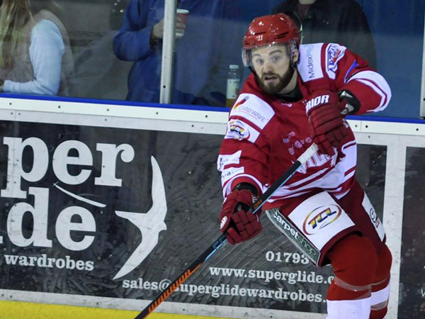 Wildcats Sign Adam Harding From MK Lightning