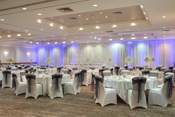Join DoubleTree by Hilton Swindon for an Idea-Filled Wedding Fair this September