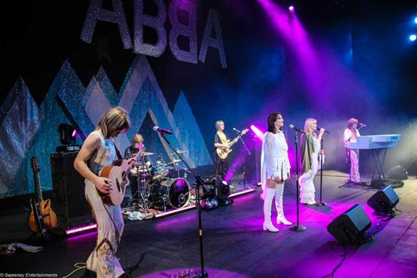 Abba Forever Live in Concert at Swindon's Wyvern Theatre