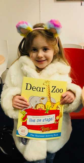 REVIEW: Dear Zoo at Wyvern Theatre