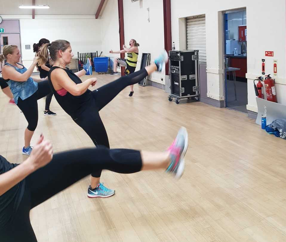 REVIEW: Body Combat at Haydon Centre and Gym