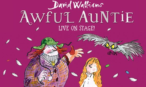REVIEW: Awful Auntie at Wyvern Theatre