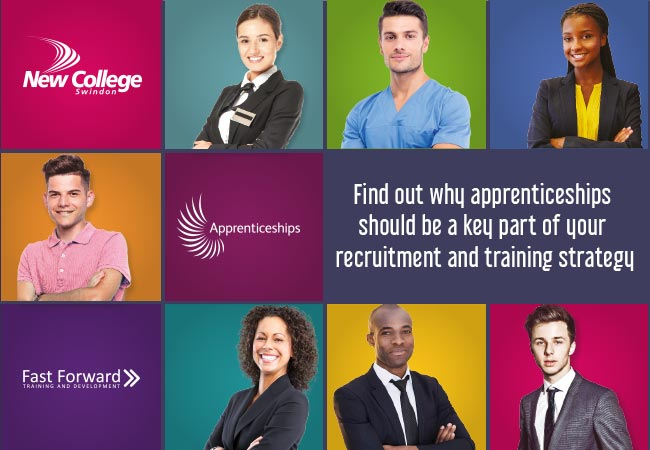 Why apprenticeships should be a key part of your recruitment and training strategy, helping to drive the success and competitiveness of your business.