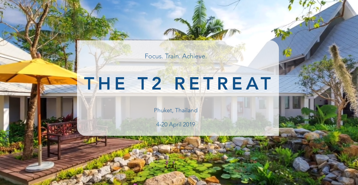 The T2 Retreat - Set the Tone for your New Career
