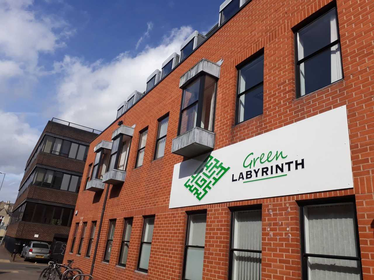 Official Opening of New Green Labyrinth Training Centre
