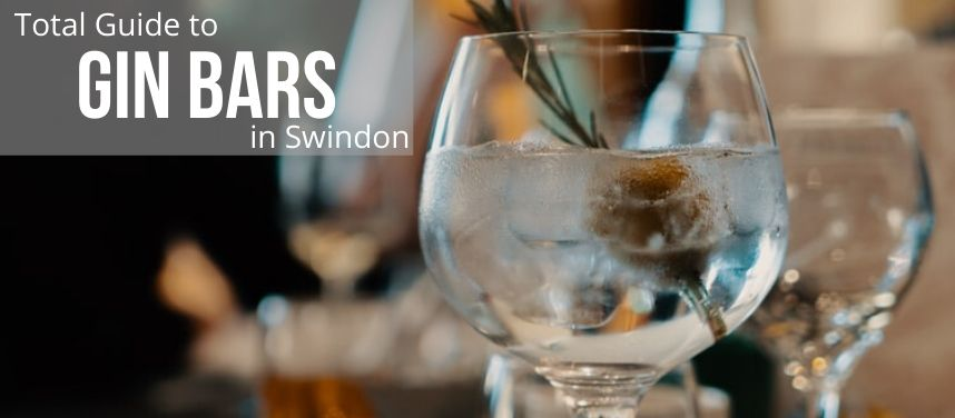 Gin Bars in Swindon