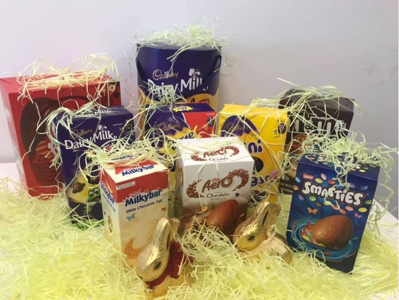 Rombourne Serviced Offices Easter Competition!