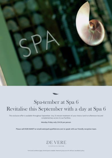 Spa-tember at Spa 6
