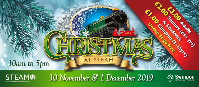 Christmas at STEAM 2019