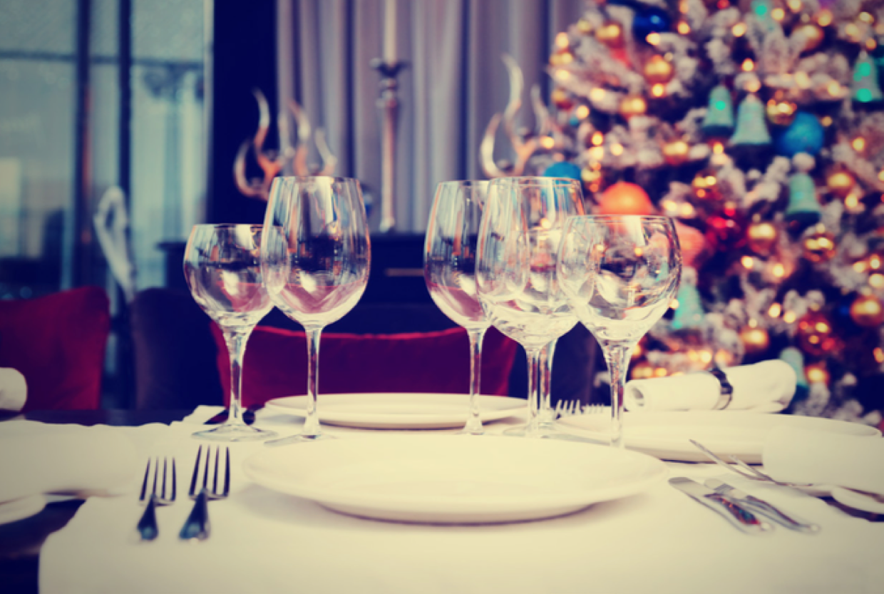 Experience the Festive Season with Doubletree by Hilton Swindon