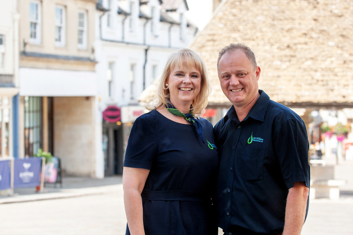 John Williams Heating Services sponsors Chippenham's Enchanted Christmas Light Switch-On for second year