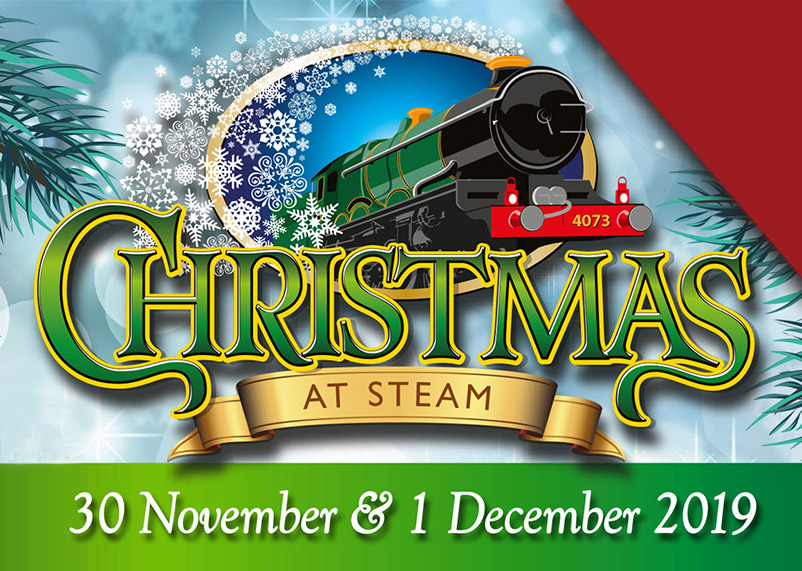 Christmas at STEAM is coming