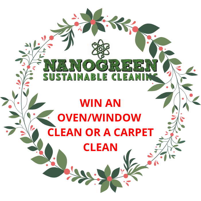 Win an Oven & Window Clean or a Domestic Carpet Clean