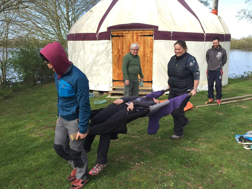 Outdoor First Aid - ITC Level 3 Two Day Qualification