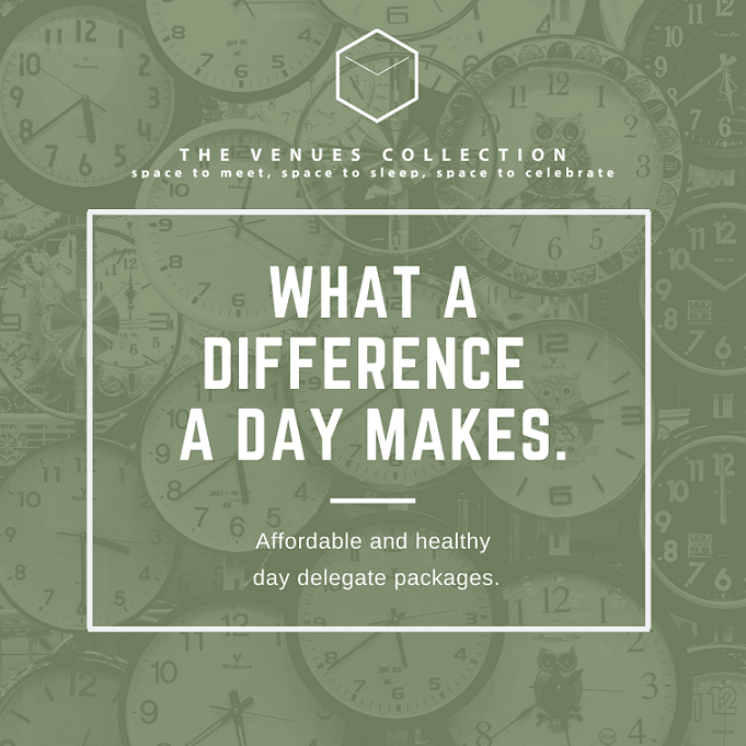 Alexandra House's Day Delegate Package Special