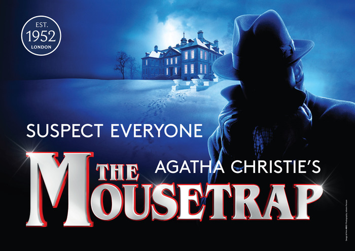THE MOUSETRAP TOUR 2020