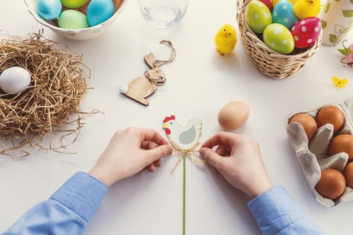 Egg-citing Easter Weekend