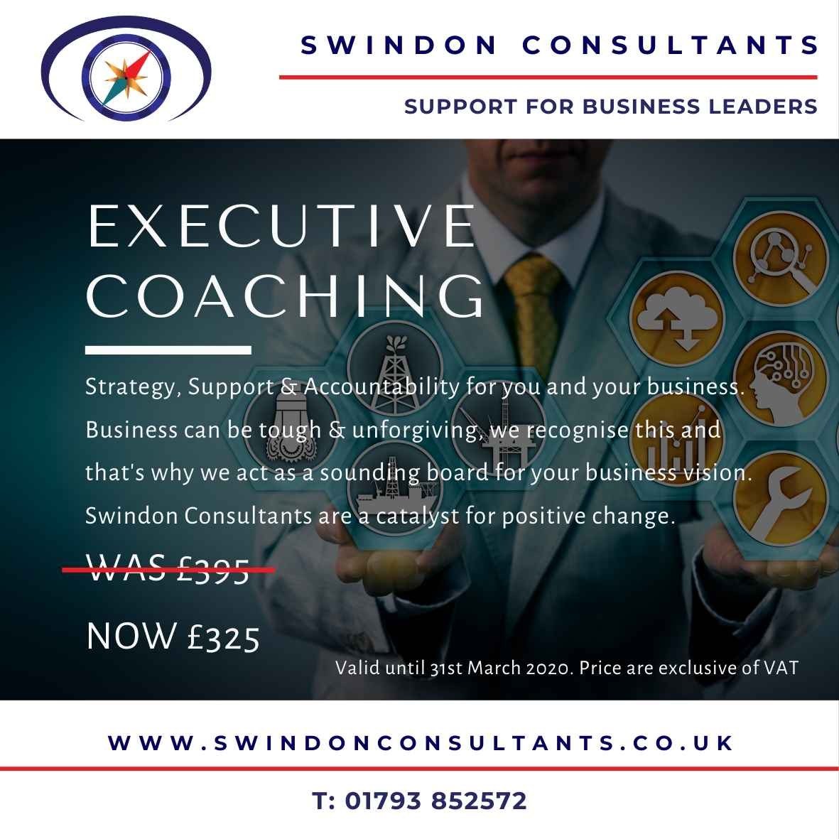 Executive Coaching Offer