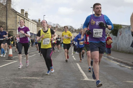 Missed out on your place for the SOLD OUT Bath Half? Join Team Jessie!