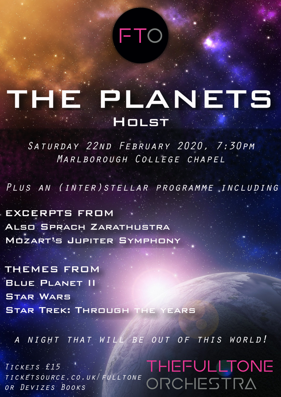 The Planets Holst