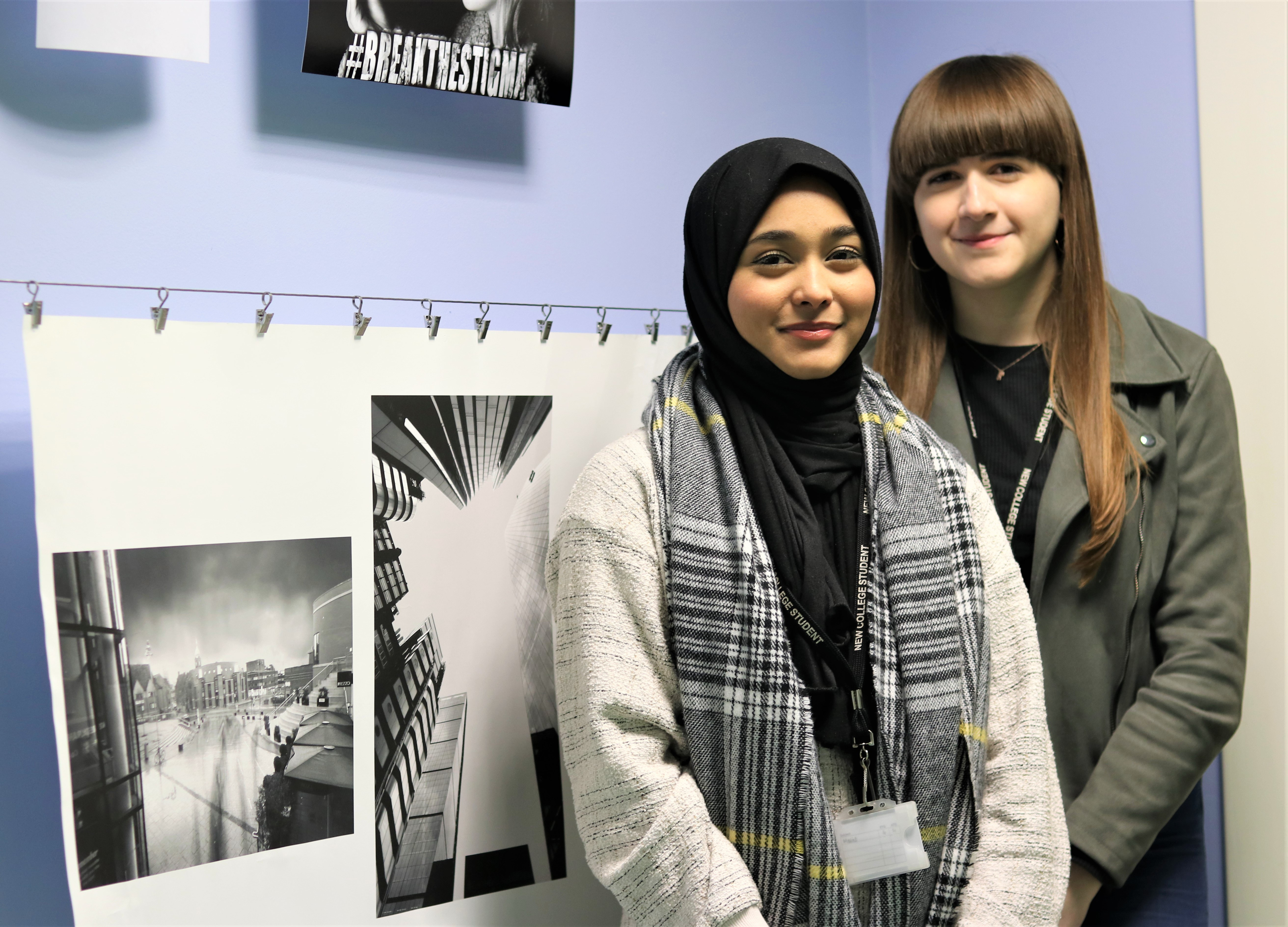 NEW COLLEGE STUDENTS ACHIEVE AWARDS FOR ROTARY CLUB YOUNG PHOTOGRAPHER COMPETITION