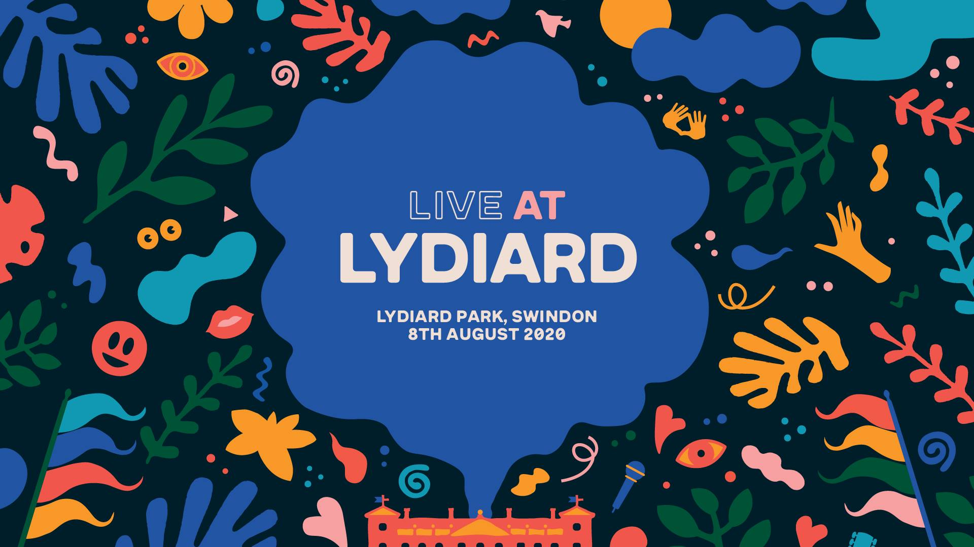 Live at Lydiard 2020