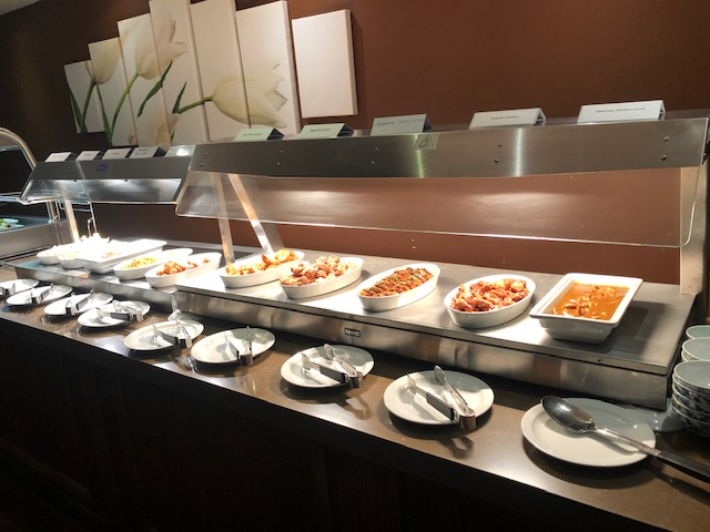 All You Can Eat Japanese Buffet