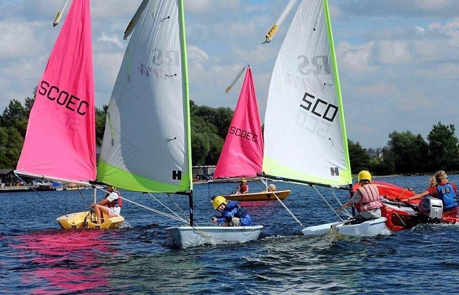 Introduction to Sailing for Juniors - Stage 1