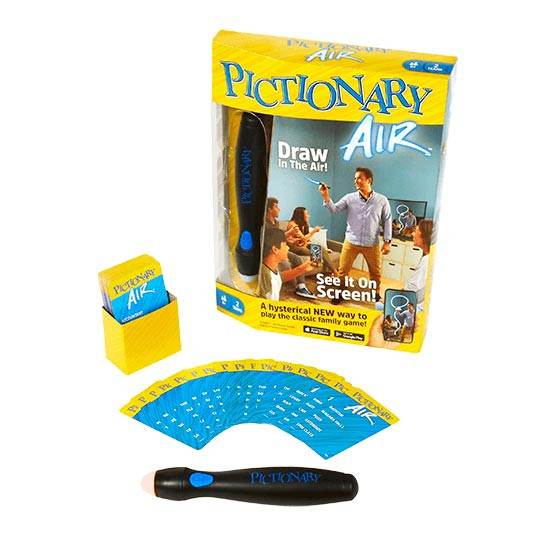 THE BEST TECH BOARDGAME - PICTIONARY AIR