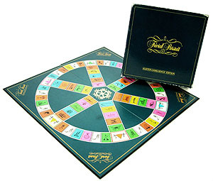 THE BEST GENERAL KNOWLEDGE GAME - TRIVIAL PURSUIT