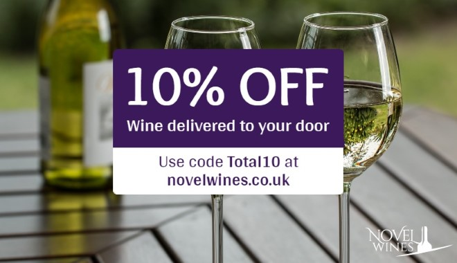 10% Off Wine Delivered to Your Door