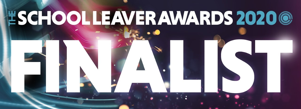 NEW COLLEGE SWINDON NAMED AS A FINALIST IN THE SCHOOL LEAVER AWARDS 2020