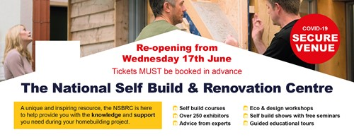 NSBRC Re-opening from 17th June