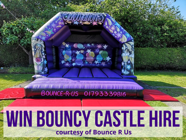 Win a Bouncy Castle for one whole day!