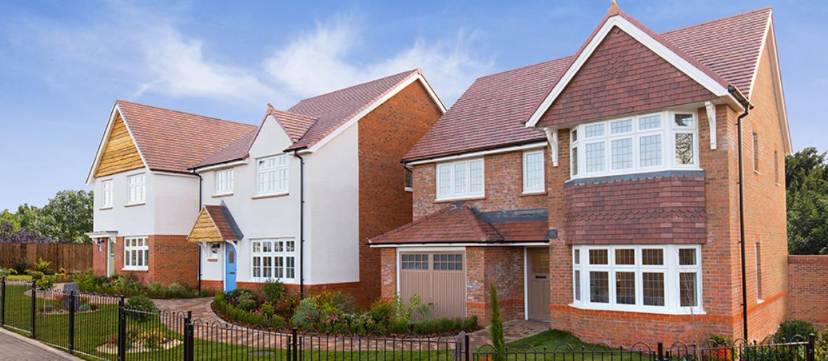 Open house weekend for Redrow's Badbury Park development