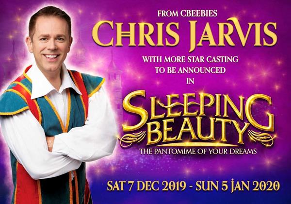 Cbeebies' Chris Jarvis To Star In Swindon Pantomime