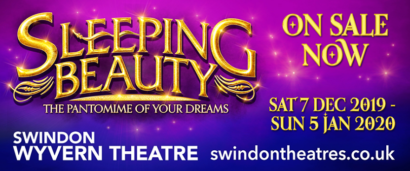 WYVERN THEATRE ANNOUNCE CHILDREN'S TV PRESENTER CHRIS JARVIS WILL STAR IN THEIR SPECTACULAR FAMILY PANTOMIME, SLEEPING BEAUTY