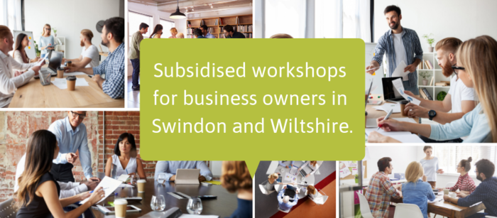 Business, marketing, and social media workshops for just £10+VAT!