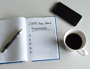 How to NOT give up on new year's resolutions