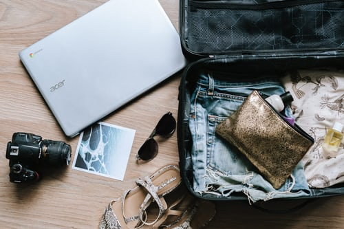 Tips for Packing Up Your Home and Travelling the World