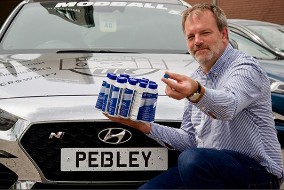 Pebley Launches Drive to Cut Single-Use Plastics