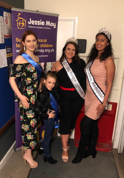 What a corker! 'Pamper and Prosecco' evening raises over £500 for local children's charity