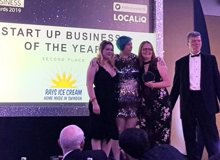 Entrepreneur celebrates success at Wiltshire Business Awards