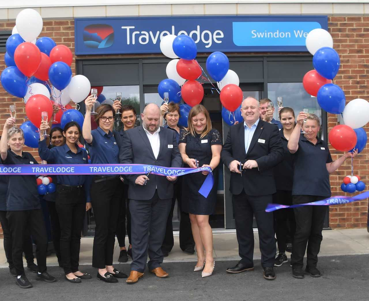 Travelodge opens its second hotel by Swindon Designer Outlet