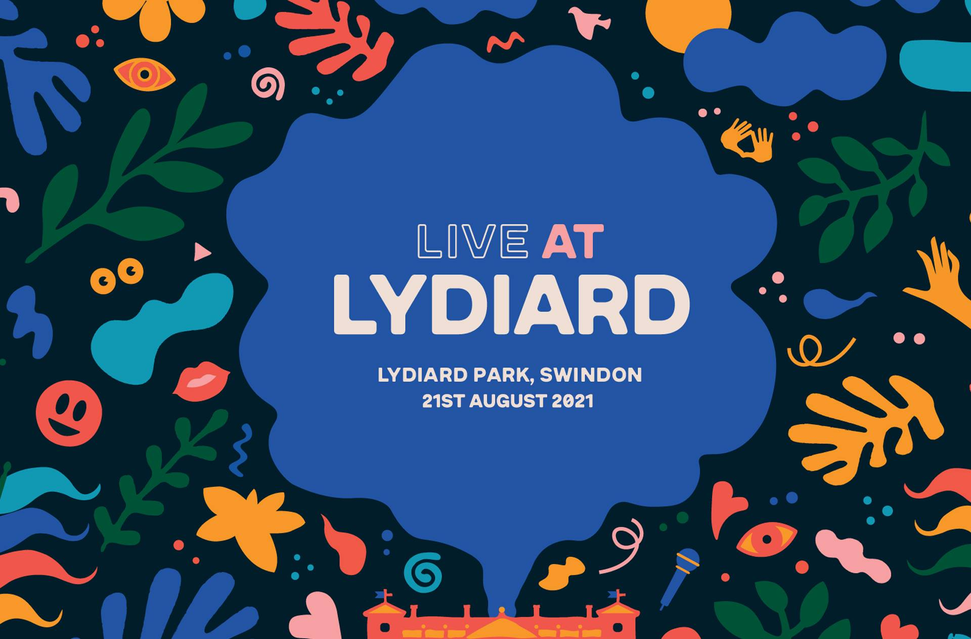 Live at Lydiard 2021