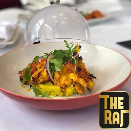 Win a £30 Takeaway Voucher to spend at The Raj