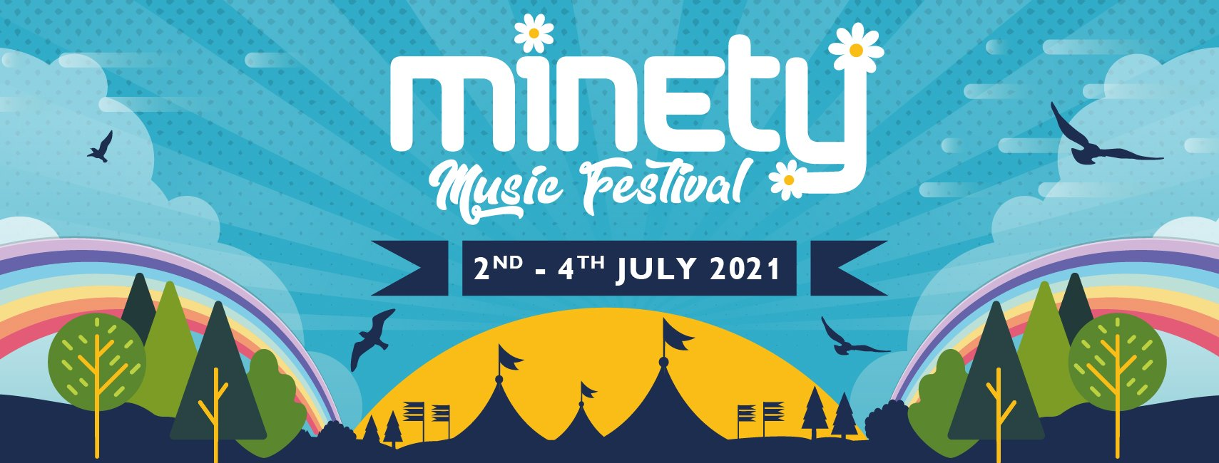 Win a Family Ticket to Minety Music Festival