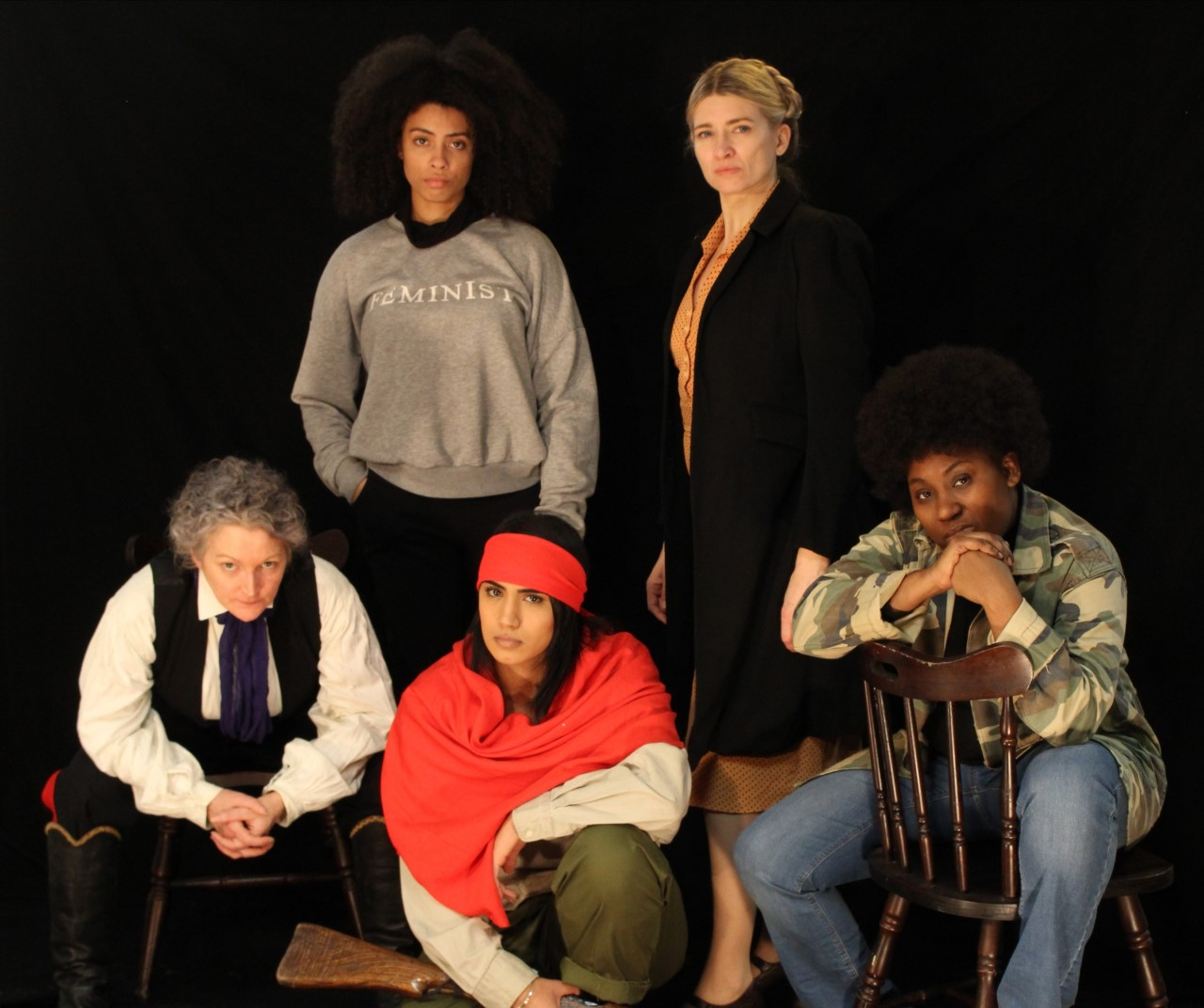 Celebrate International Women's Day with Gazebo Theatre's Hard-Hitting Female Focused Play